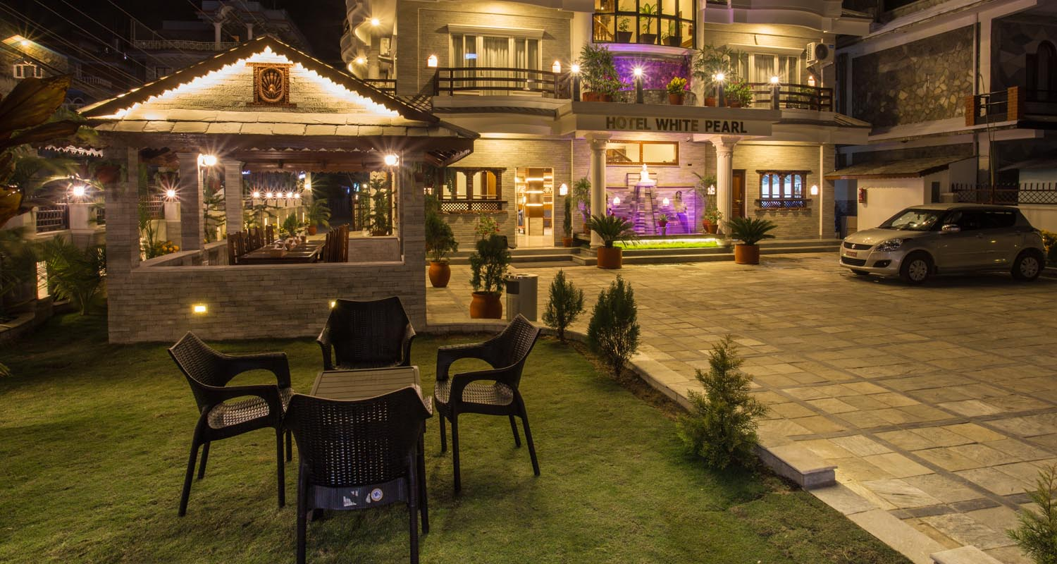 About Hotel White Pearl